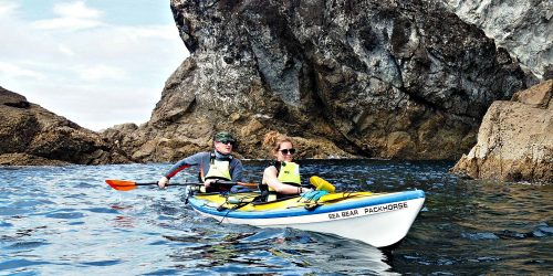 Great Barrier Island Wilderness 7 day Sea Kayak Tour