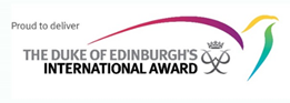The Duke of Edinburgh's International Award sea kayak