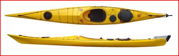 Tasman Express Auckland Sea Kayaks