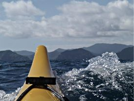 sea kayak great barrier
