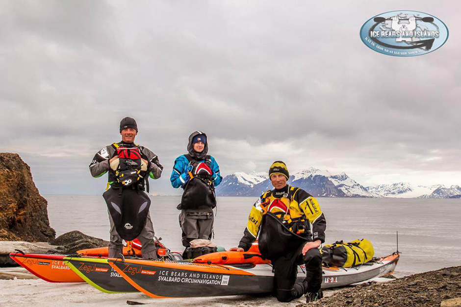 Tara Mulvany to talk in Auckland about paddling around Svalbard