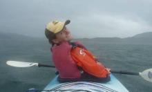 Sierra Stretton Auckland Sea Kayaks