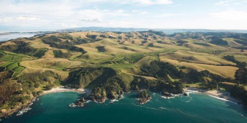 Waiheke Island three day kayak circumnavigation