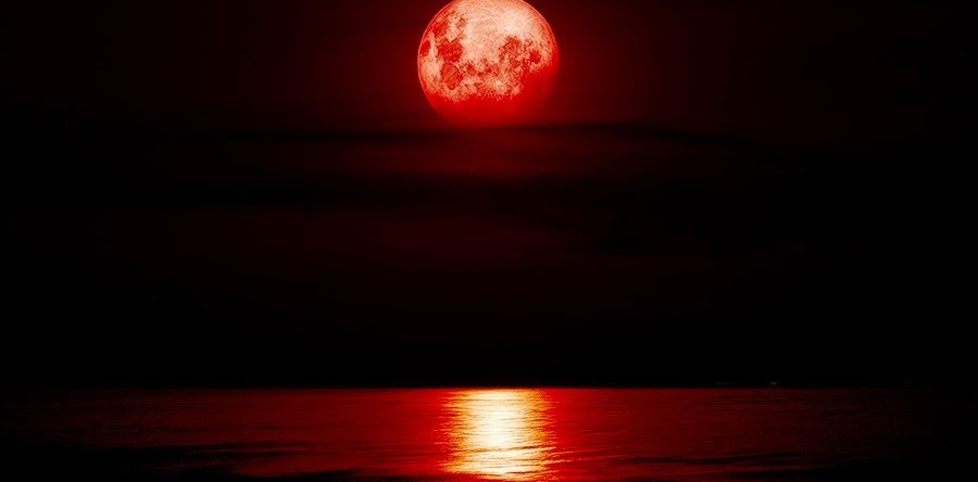 blood moon eclipse nz - photo #26