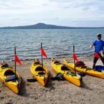 Auckland Sea Kayaks guide
