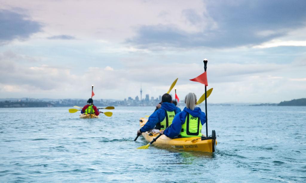 Sea Kayak Auckland