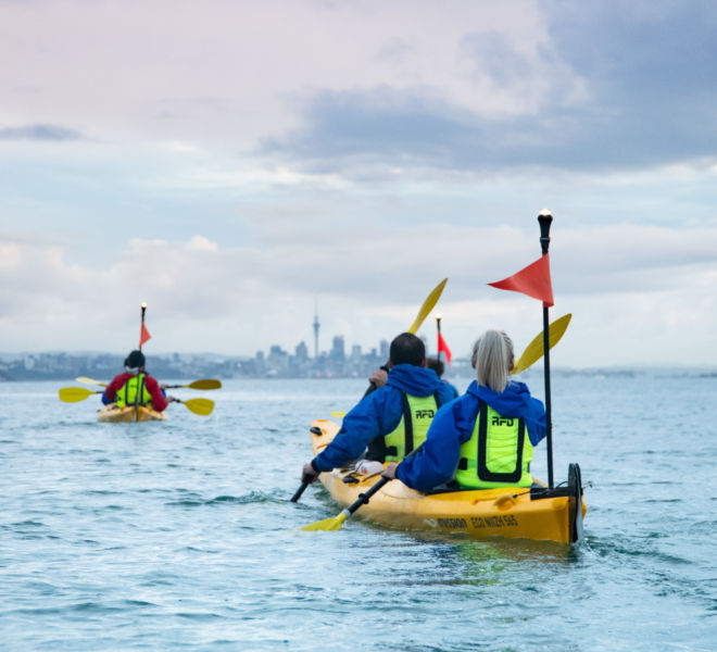 Sea Kayak Auckland