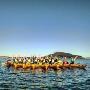 School programmes with Auckland Sea Kayaks