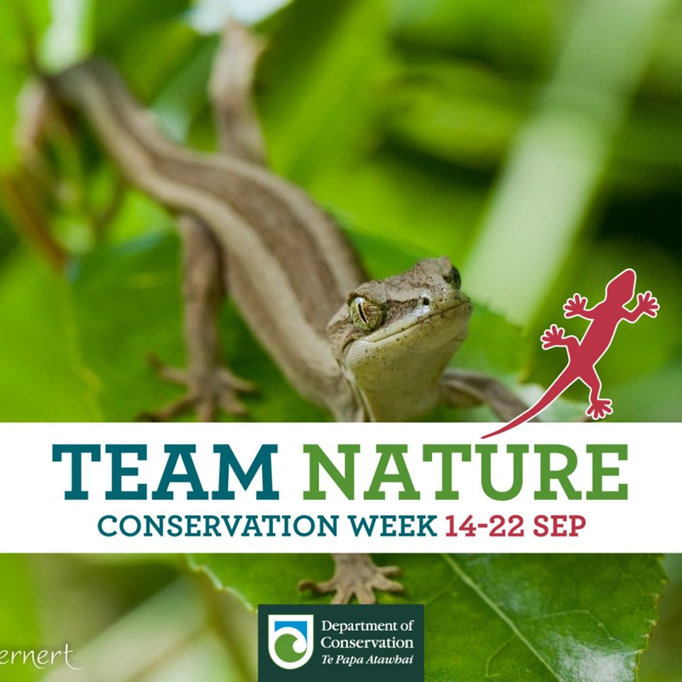 Conservation Week New Zealand 2019