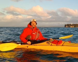 TOM GROOTHUIZEN Auckland Sea Kayaks