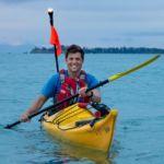 Nic Mead sea kayak guide Auckland Sea Kayaks