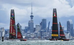 new zealand won america's cup 36 with 3 races to 7