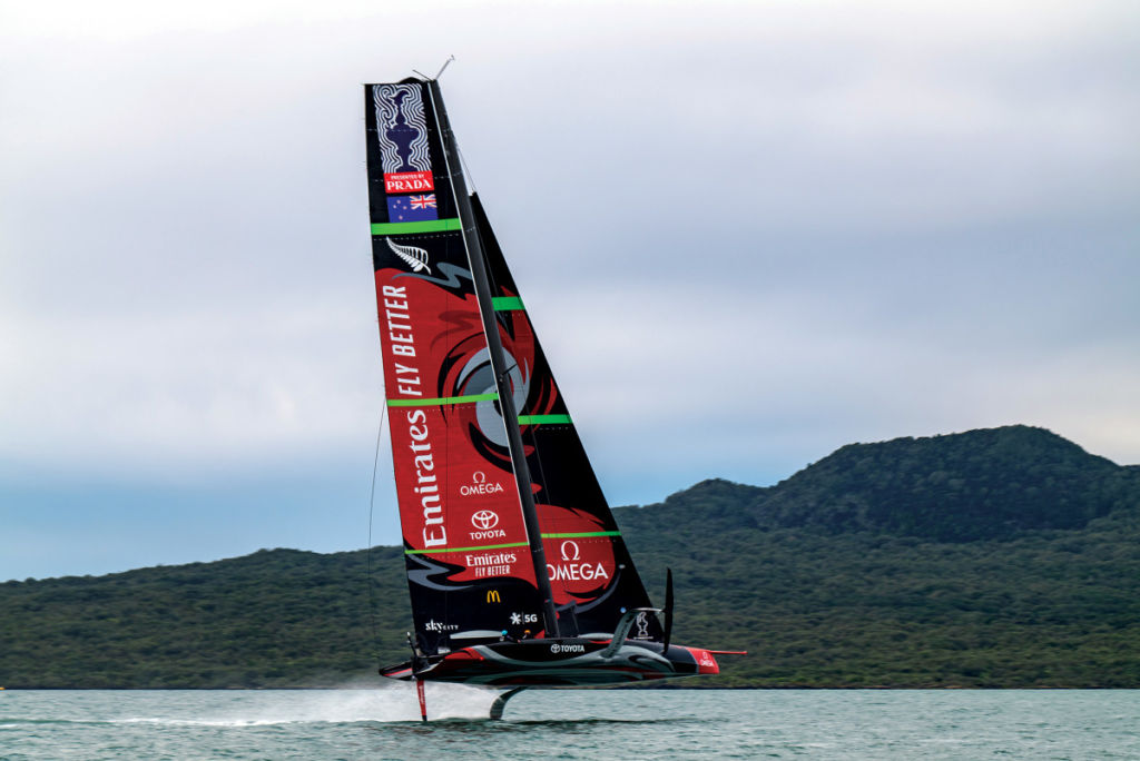 america's cup 36 won by new zealand