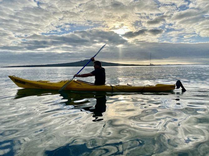 Auckland Sea Kayaks Milford Area