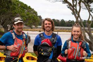 Sea Kayak guide Auckland Sea Kayaks